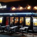Restaurant : Le Carrefour Café  - entree -   © lou