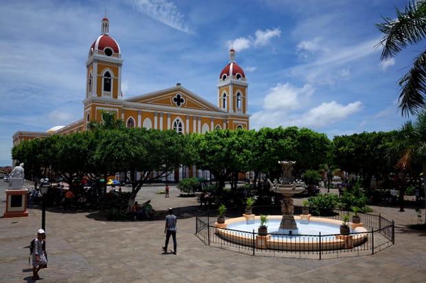 Granada, au Nicaragua
