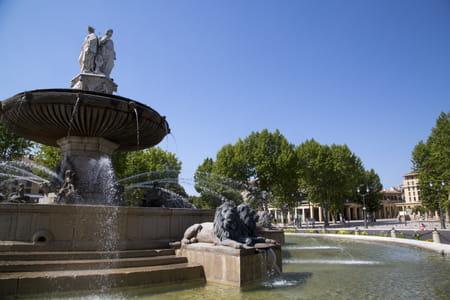 Place de la Rotonde - Aix en Provence