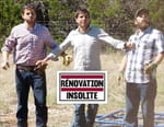 Rénovation insolite