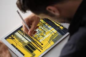 iPad Pro: stylet Pencil etMicrosoft surscène, Steve Jobs est bien mort