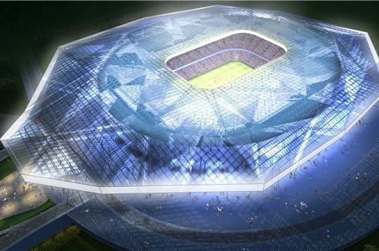 OL Land, le nouveau stade lyonnais