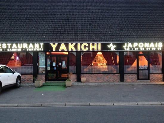 Restaurant : Yakichi