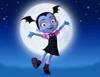 Vampirina : La chauve-sougrippe. - La magie des mots