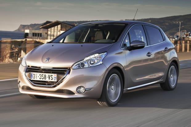 1er: Peugeot 208