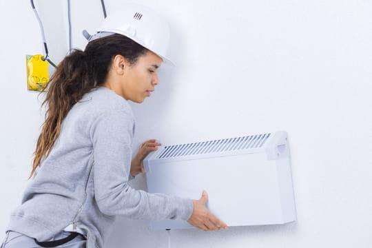 Installer un radiateur électrique: mode d'emploi
