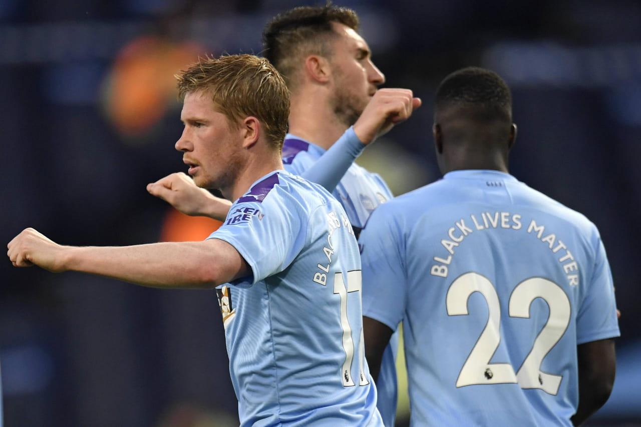 Manchester City - Liverpool: suivez le match en direct!