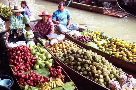 Des fruits, des légumes mais passeulement