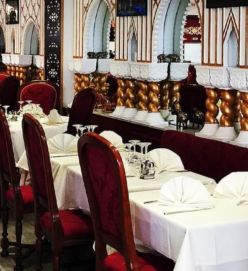 KAYANI'S  - Restaurant Indien Kayani's - intérieur -   © Karine Malka