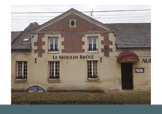 Auberge Du Moulin Brûlé
