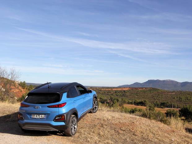 Essai Hyundai Kona: le SUV au look d'enfer!
