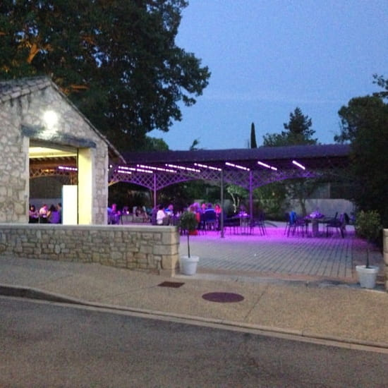 Restaurant : L'Intemporel  - La terrasse -