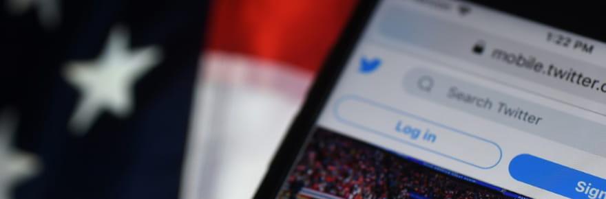 Faute de réelle alternative, les proches de Trump fulminent contre Twitter - sur Twitter
