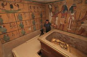 Scan Pyramids : les secrets de Toutankhamon, des pyramides et de Nefertiti révélés