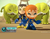 Mutant Busters : Metal Ice