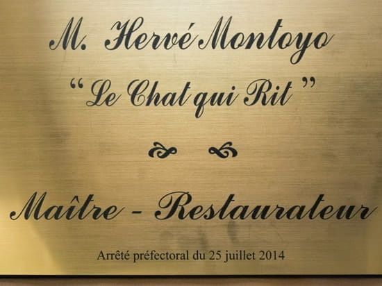 Le Chat  Qui Rit  - Maître Restaurateur -