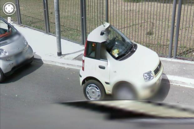 Top La plus petite voiture au monde GH09