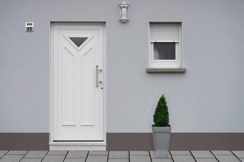 Calfeutrer une porte