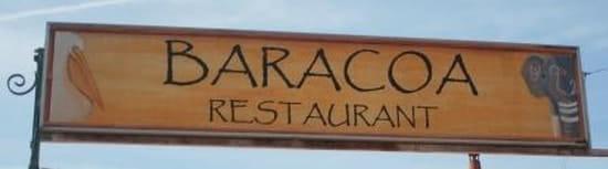 Baracoa  - enseigne -   © quilliot agnes