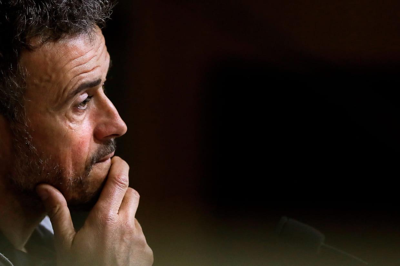 Espagne: Luis Enrique annonce la mort de sa fille