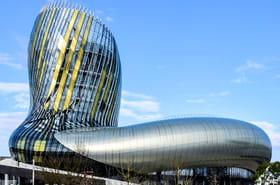 Découvrez la Cité du vin de Bordeaux