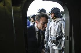 Macron: un mea culpa et des mises en garde [Interview intégrale]