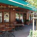 Le Café de Paris  - Le café de paris -   © Conception Graphique : © Vesta Graphics / France