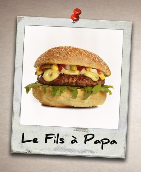 Les Burgers de Papa  - Burgers -   © Mojo