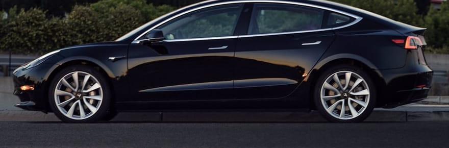 Tesla Model 3: le modèle de série enfin dévoilé [photos, prix]