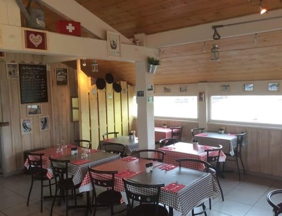Restaurant : Le refuge