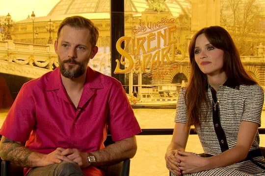 """""""Jouer une sirène, personne ne peut refuser ça"""" Interview de Marilyn Lima et Nicolas Duvauchelle"""