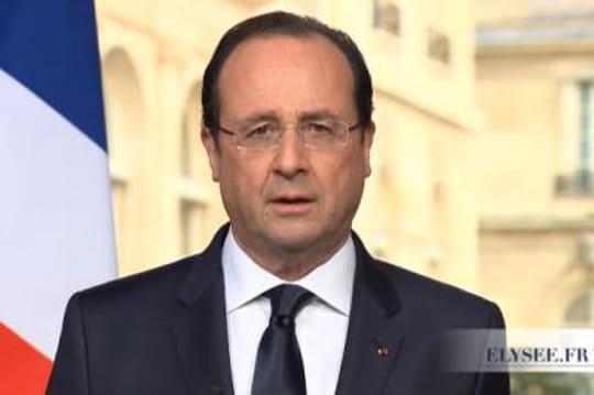 Discours Hollande: lesprincipales déclarations deFrançois Hollande [VIDÉO]