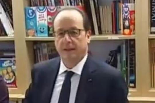 """Elections départementales: """"Tu veux être reçu parHollande? Ne vote pas seslois!"""""""