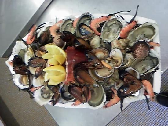 L'Epinoche  - Plateau de fruits de mer -