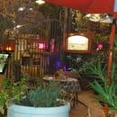 Restaurant : La Riviera  - ''bienvenue à bord'' - ''welcome on board'' -   © la riviera