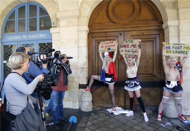 Le jeu des médias français