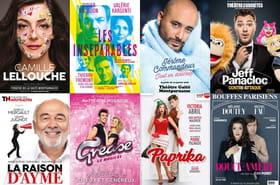 Les 10meilleures pièces de théâtre à Paris en 2018