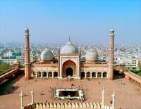 Des monuments et des hommes : Inde, la mosquée Jama Masjid