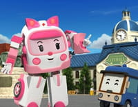 Robocar Poli : Attention au ballon !