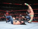 Catch - World Wrestling Entertainment Raw