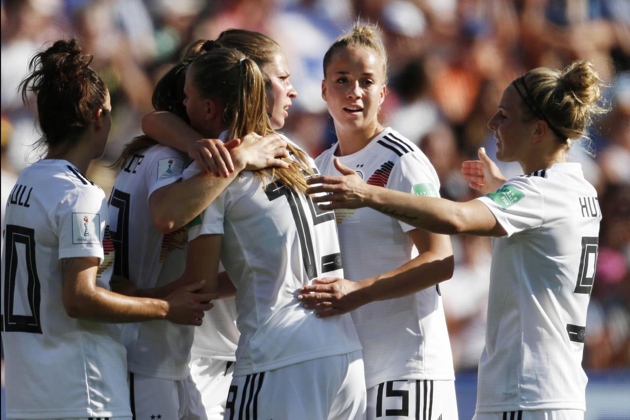 Coupe du monde: Allemagne - Nigeria au programme, l'actu en direct
