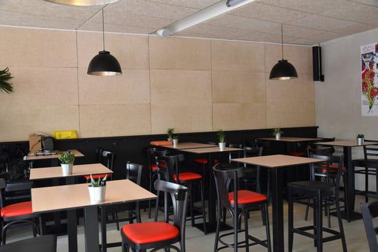Restaurant : Le Pavillon  - la salle Bar -   © @restaurantlepavillon