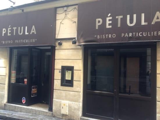 Restaurant : Le Petula  - Le Pétula -