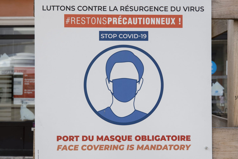 Port du masque obligatoire: réimposé dans plusieurs départements, lesquels?