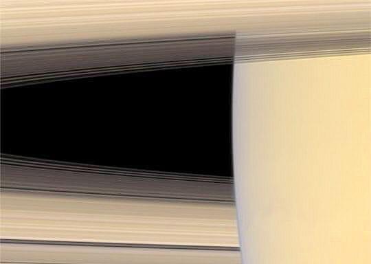 Anneaux Saturne