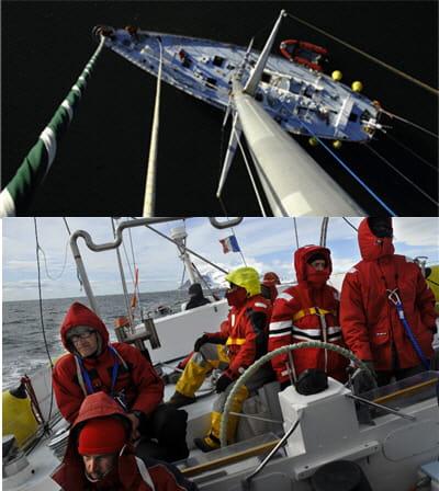 le southern star peut accueillir jusqu'à douze membres d'équipage