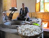 La route de la soie et autres merveilles : Ferghana, creuset d'un continent
