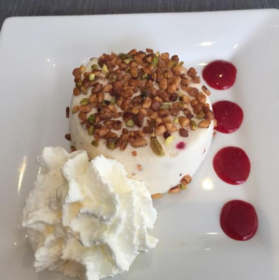 Dessert : L'Auberge du Cap Nègre