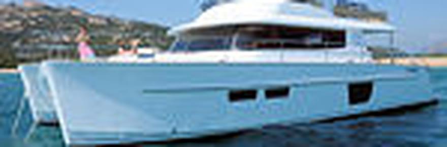 Catamarans de croisière : les nouveautés