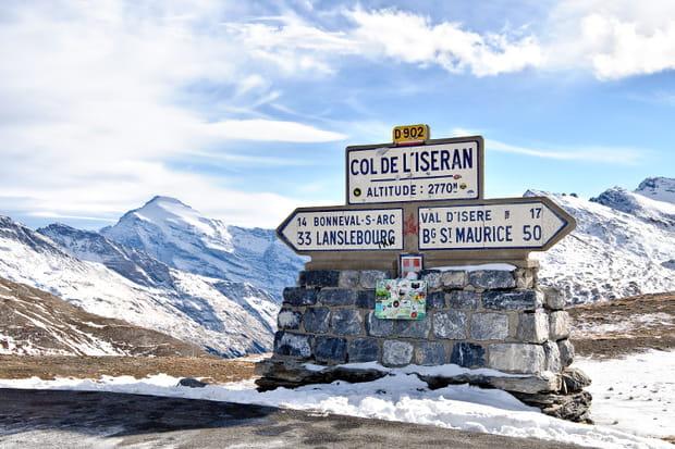 Le Col de l'Iseran